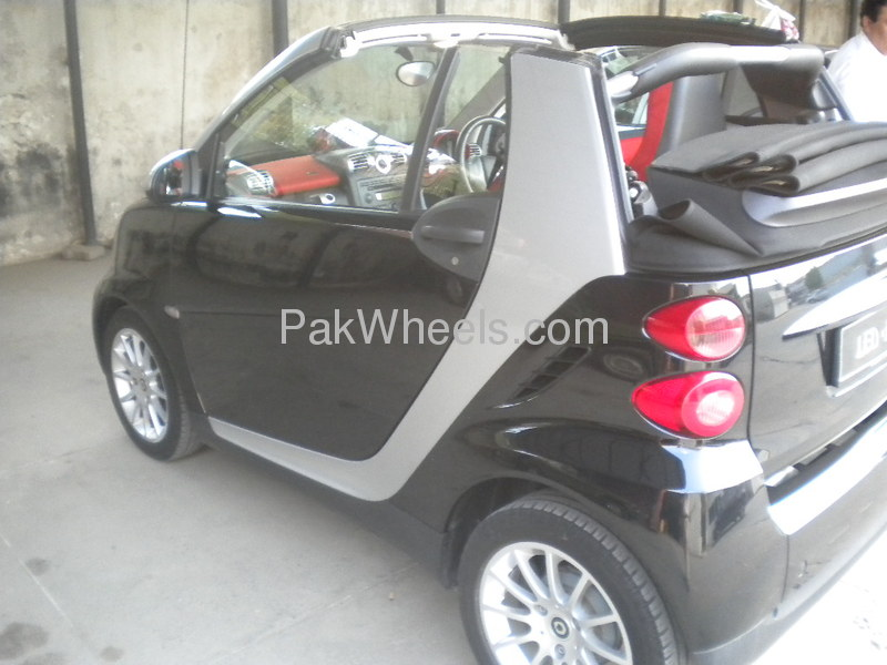 Mercedes benz smart 2008 for sale in lahore pakwheels for Mercedes benz smart car for sale