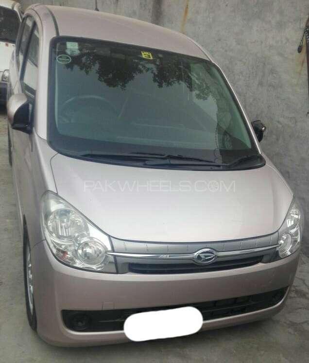 Daihatsu Mira Custom X 2008 Image-1