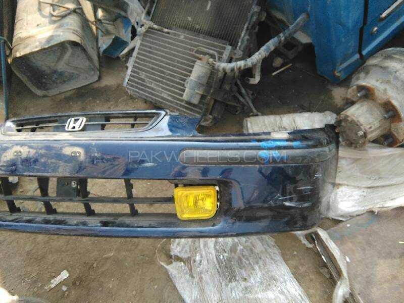 Honda Civic 1996 Model Front Foglights Bumper For Sell Image-1