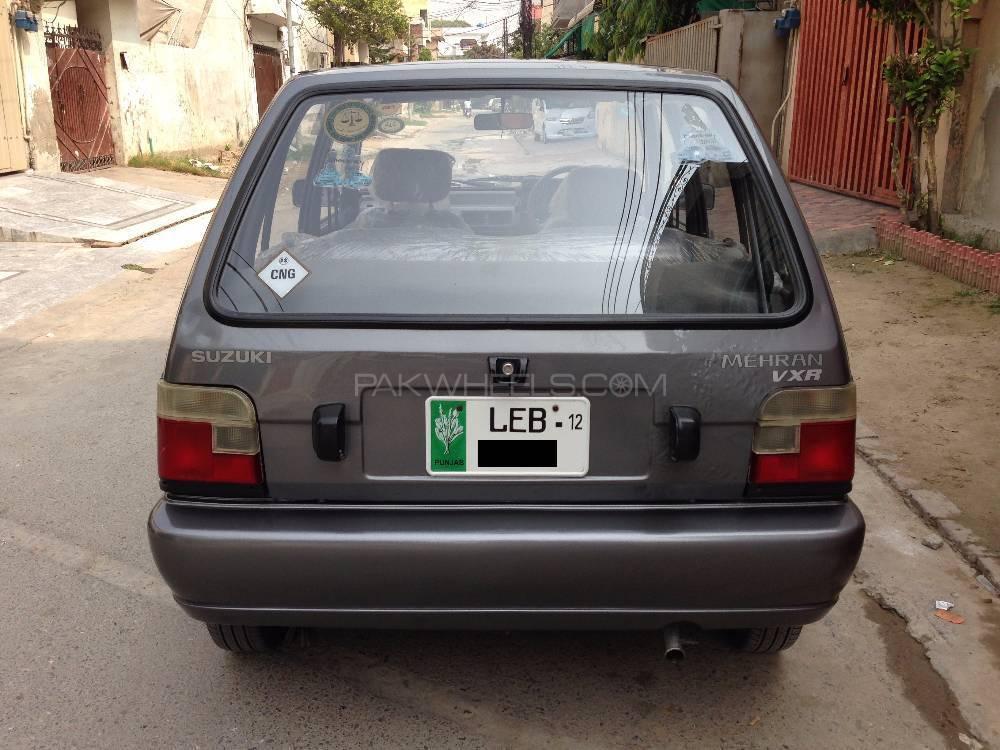 Suzuki Mehran  For Sale In Lahore
