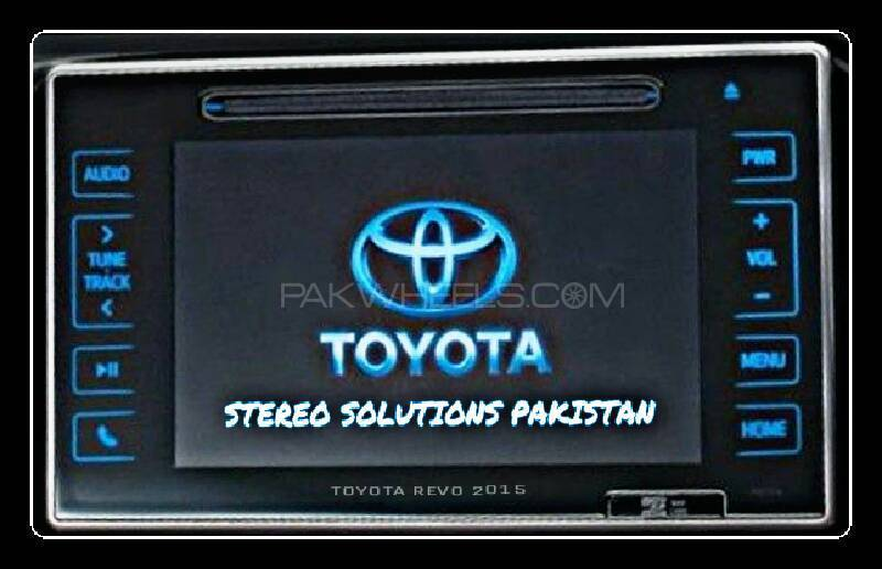 TOYOTA REVO (2016) MAP SD CARD  AVAILABLE. Image-1