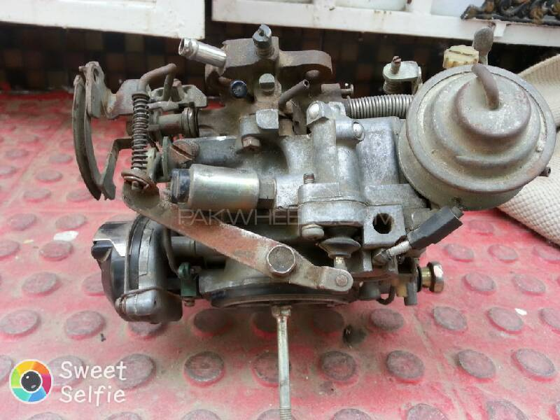 indus carburettor Image-1