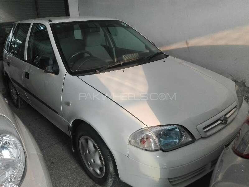 Suzuki Cultus 2009 Image-1