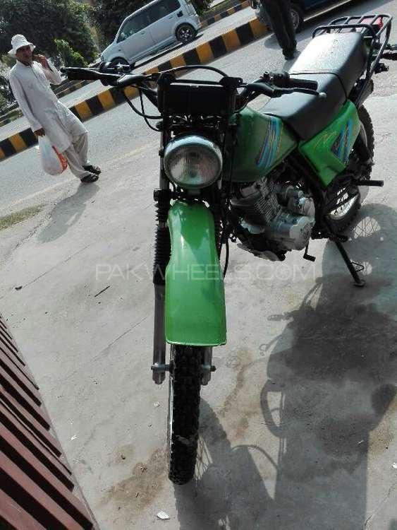 Star 125cc 2011 Image-1