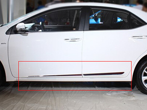 Side Molding Toyota Corolla 2015 in Lahore