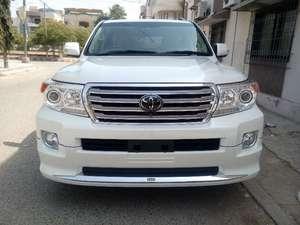 Toyota Land Cruiser ZX 2012 for Sale in Karachi