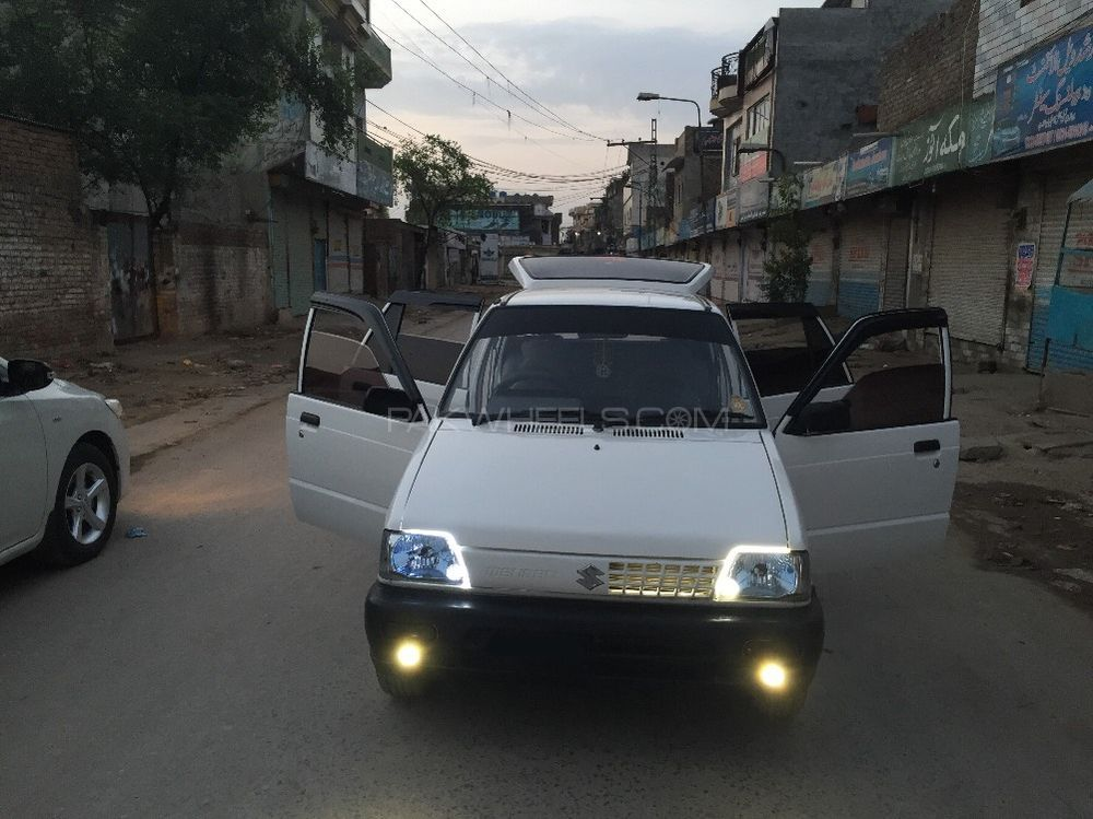 Suzuki mehran vx euro ii 2014 for sale in rawalpindi for Auto decoration shops in rawalpindi