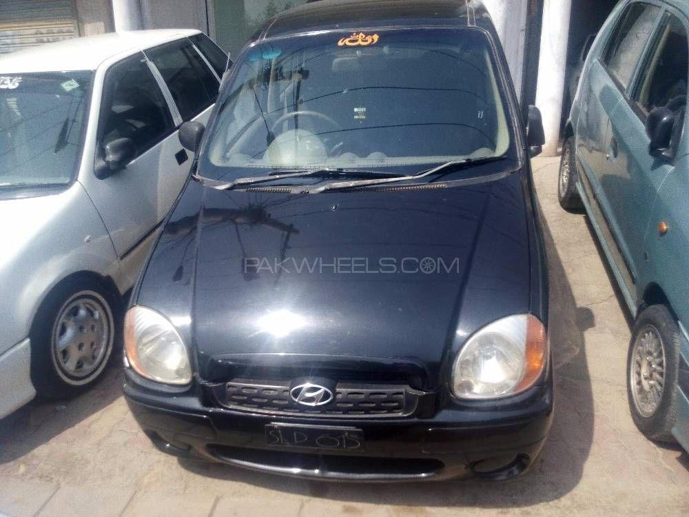 Hyundai Santro Exec 2007 Image-1