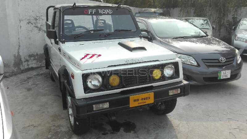 Suzuki Potohar Basegrade 1983 Image-1