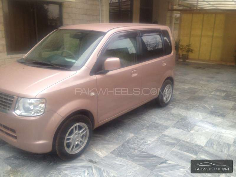 Mitsubishi Ek Wagon MX 2011 Image-1