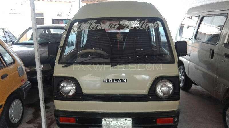 Suzuki Bolan VX 1987 Image-1