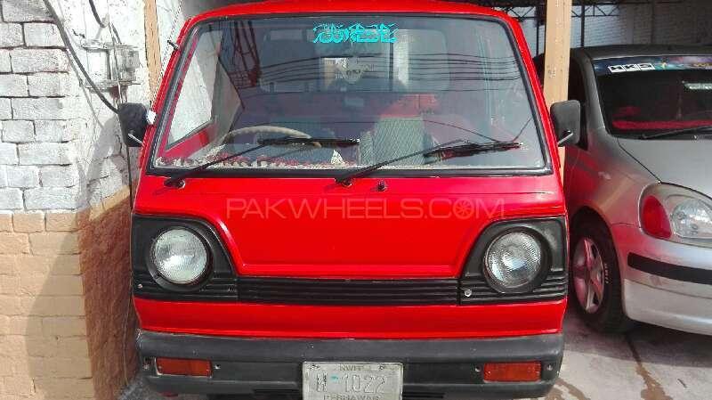 Suzuki Carry Standard 1984 Image-1