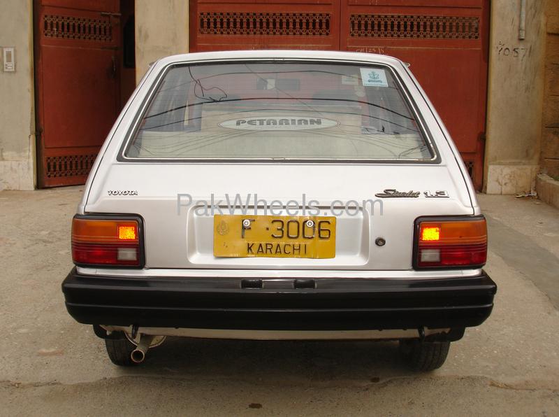 Toyota Starlet 1984 Image-5
