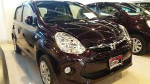 Toyota Passo X 2014 for Sale in Islamabad