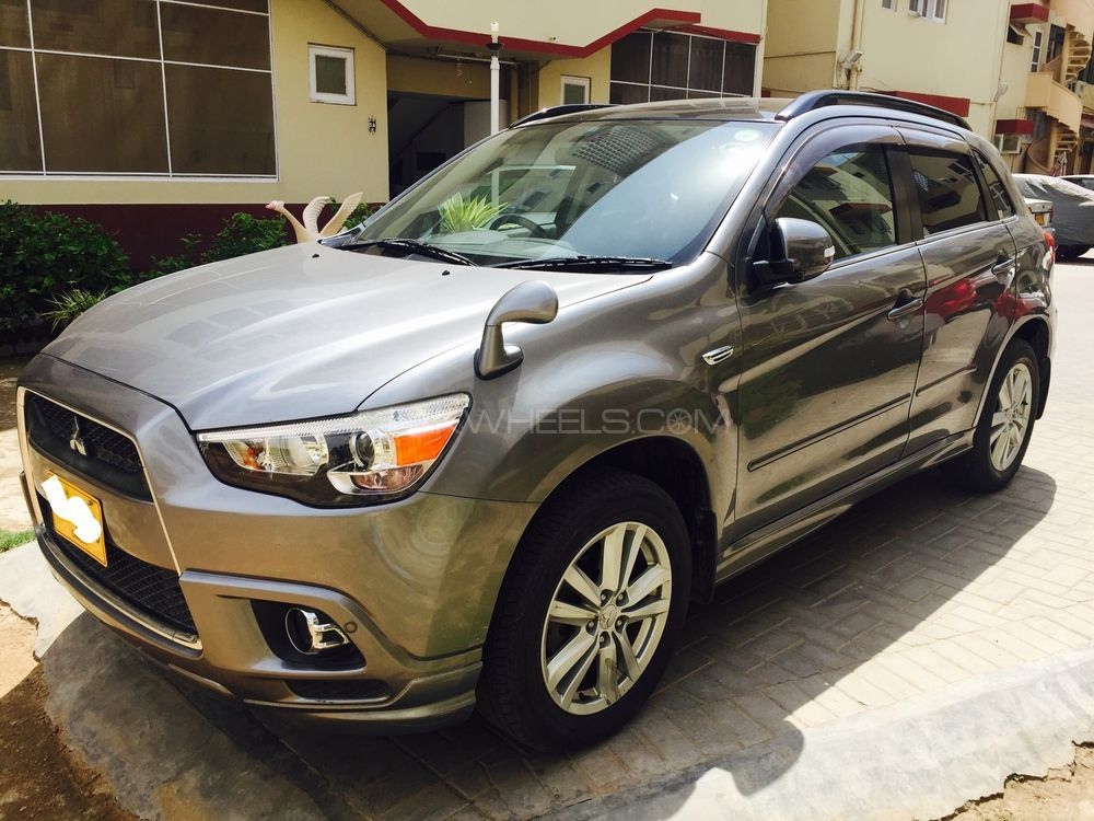 Mitsubishi Rvr 2010 For Sale In Karachi Pakwheels