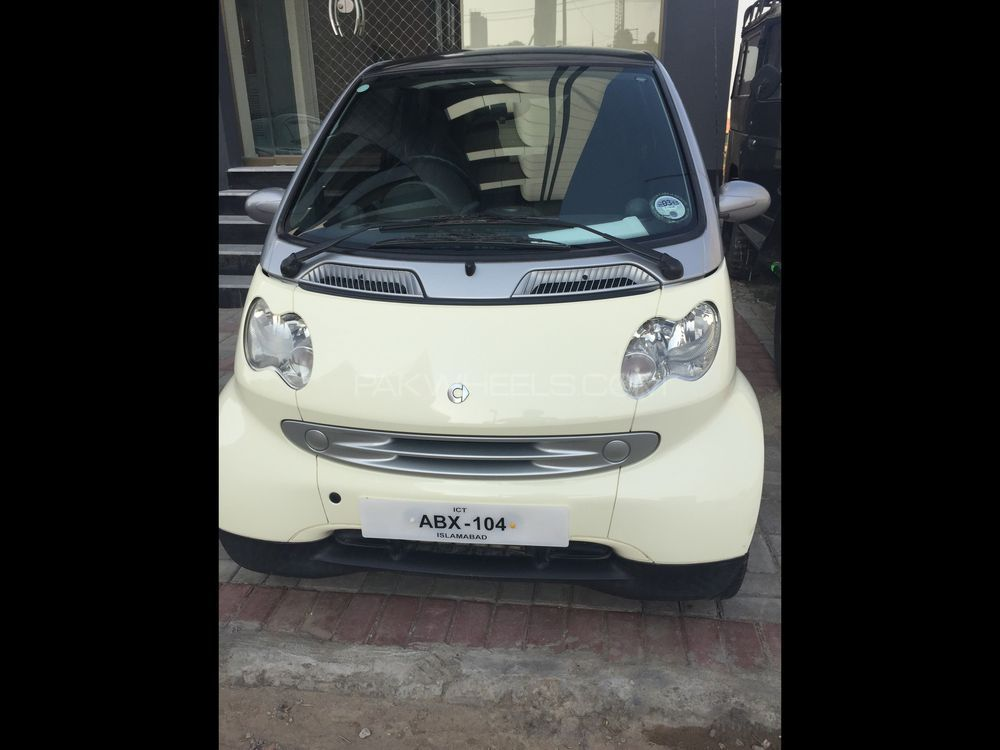 smart smart fortwo 2007 for sale in islamabad pakwheels. Black Bedroom Furniture Sets. Home Design Ideas