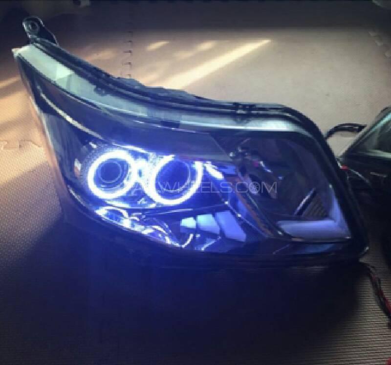 move custom 2013 3D headlights Image-1