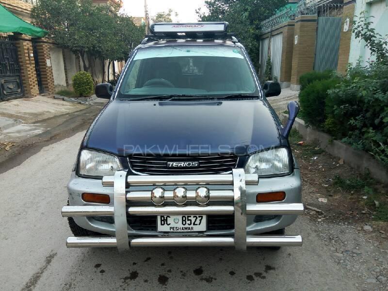 Daihatsu Terios 4x2 Automatic 1997 Image-1