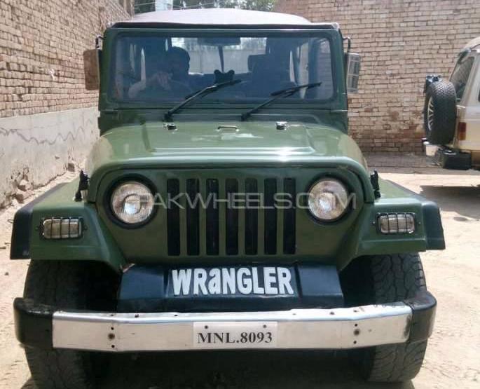 Jeep Wrangler 1979 Image-1