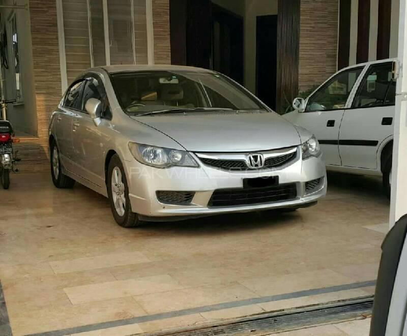 Honda Civic Hybrid MXST 2010 Image-1