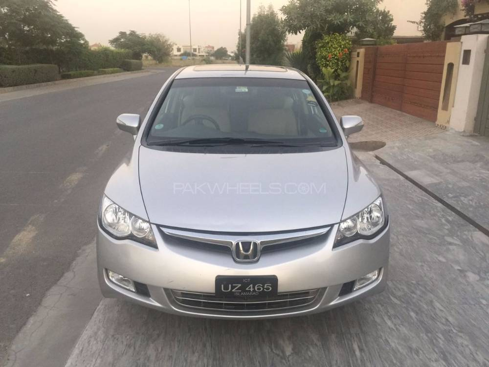 honda civic vti oriel prosmatec 1 8 i vtec 2012 for sale in lahore pakwheels. Black Bedroom Furniture Sets. Home Design Ideas