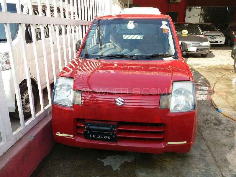 Suzuki Alto X 2007 Image-1