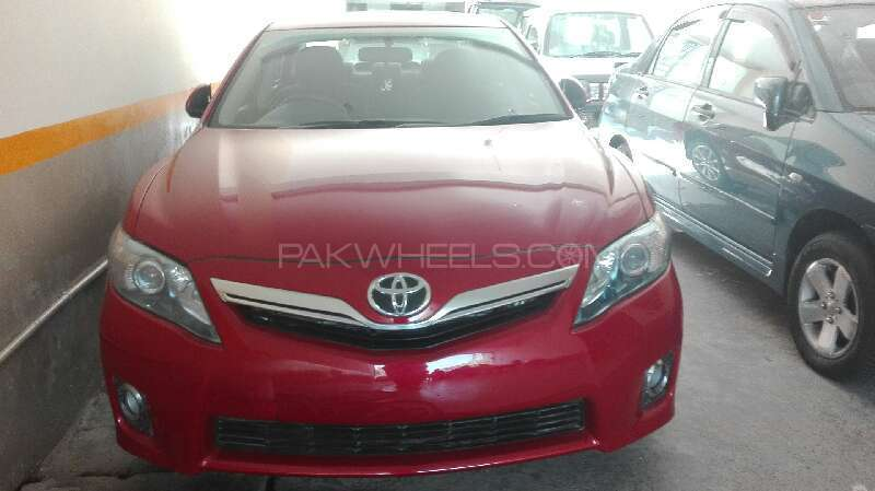 Toyota Camry G 2010 Image-1