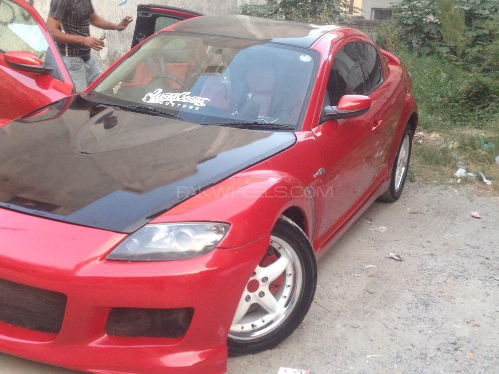 Mazda RX8 2003 Image-1