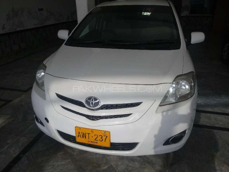 Toyota Belta X S Package 1.0 2006 Image-1