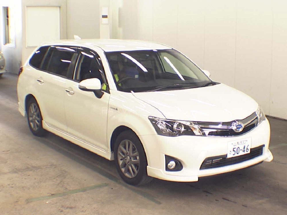 Used Toyota Hybrid Cars For Sale In Pakistan