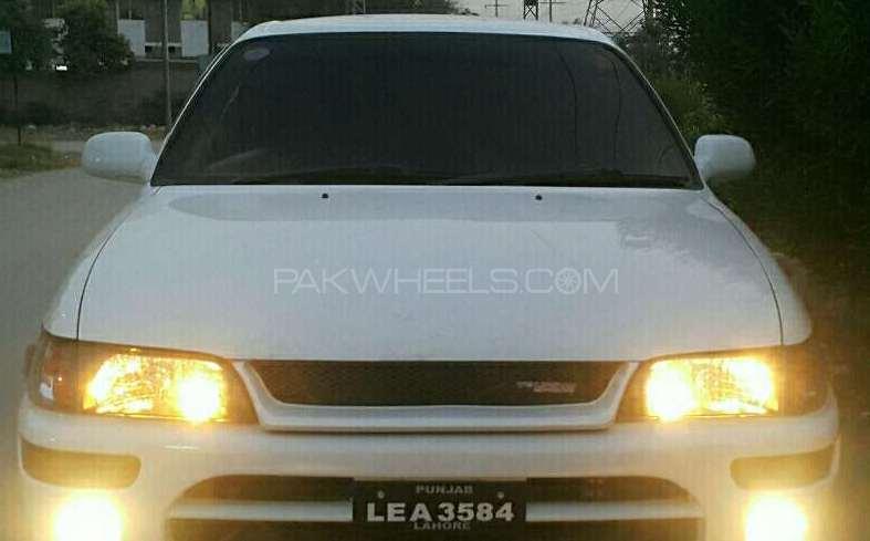 Toyota Corolla SE Limited 1994 Image-1