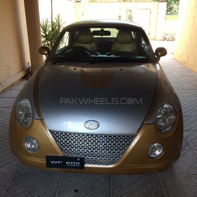 Daihatsu Copen Ultimate leather Edition 2007 Image-1