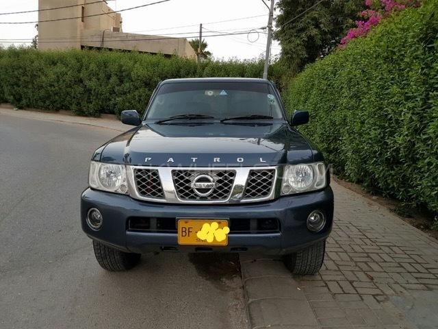 Nissan Patrol 2005 Image-1