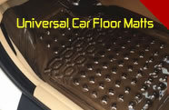 Silicon Universal Car Floor Mats Image-1