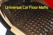 Silicon Universal Car Floor Mats Image-1