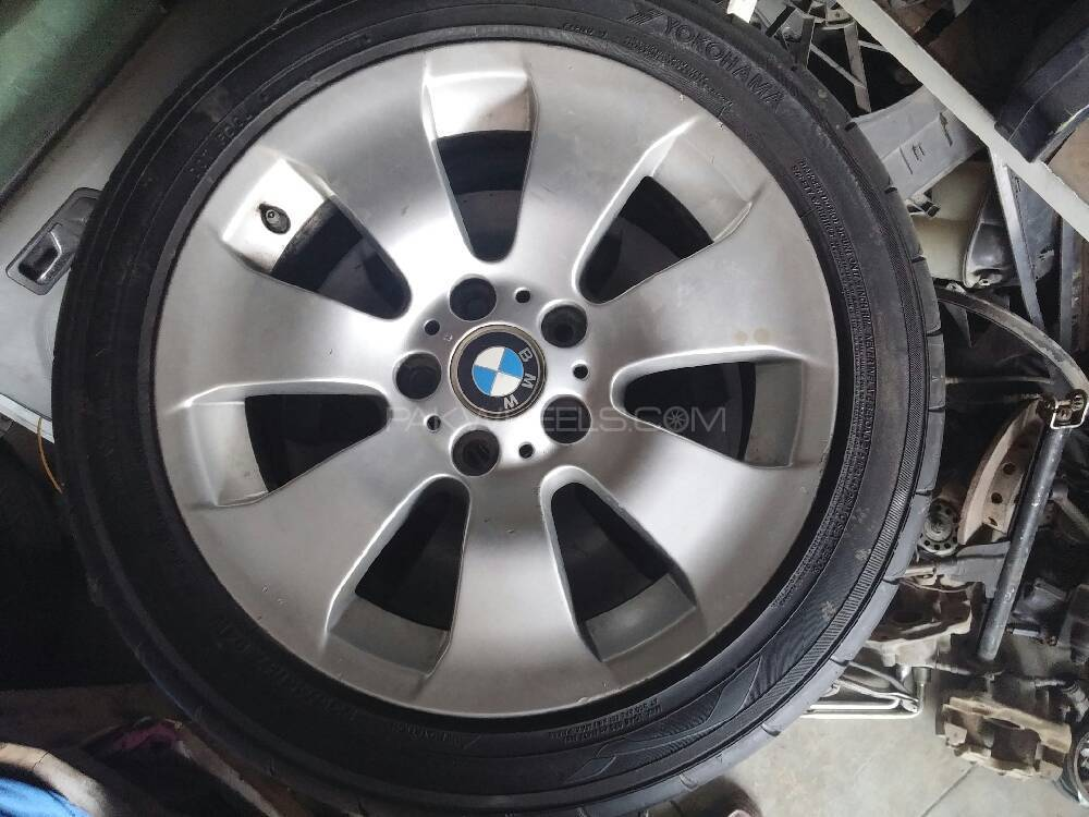 BMW & Mercedes-Benz rims and tyres Image-1