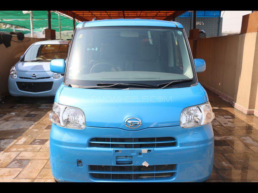 Daihatsu Tanto Custom L 2012 Image-1
