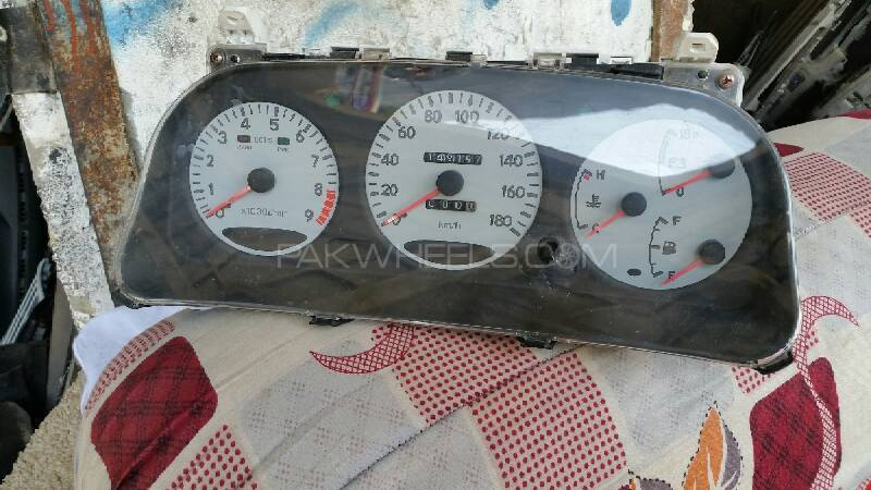 Toyota Corolla 1994 Model GT Cluster For Sell Image-1