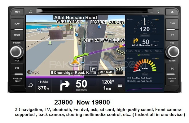 Car 3D Navigation for TOYOTA HONDA SUZUKI and many others Image-1