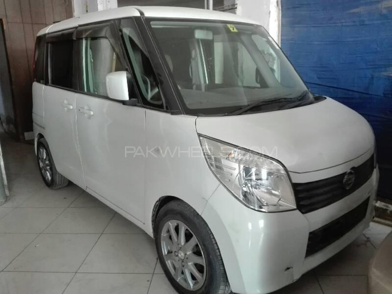 Nissan Roox 2012 Image-1