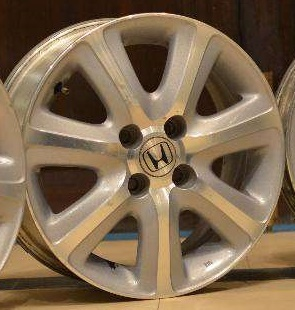 "NEED Single Alloy Rim of Honda City Steermatic Size 15"" Image-1"