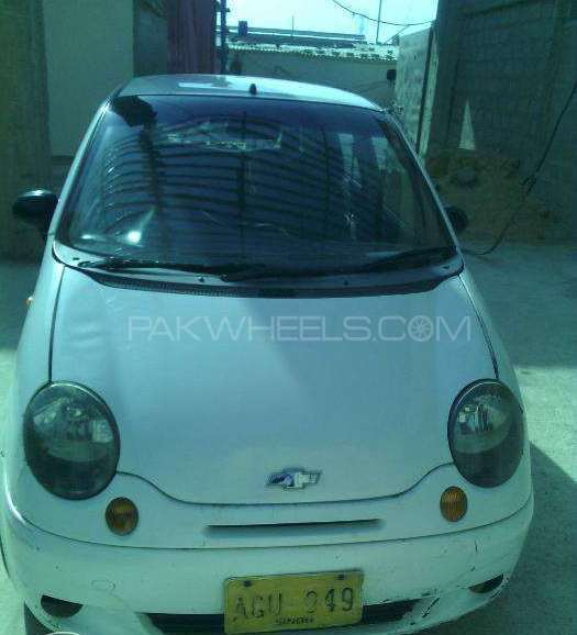 Chevrolet Joy 1.0 2004 Image-1