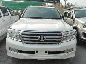 Toyota Land Cruiser AX 2011 for Sale in Lahore