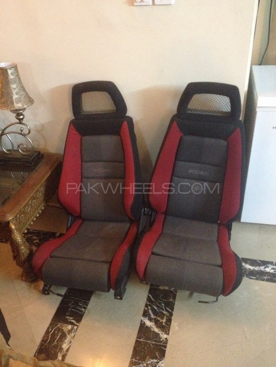 Recaro Sports Seats Image-1
