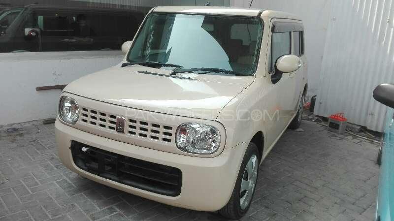 Suzuki Alto Lapin G 2008 Image-1
