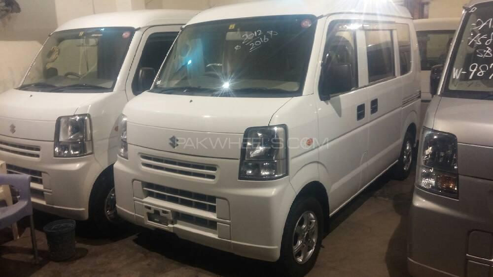 Suzuki Every PA 2012 Image-1
