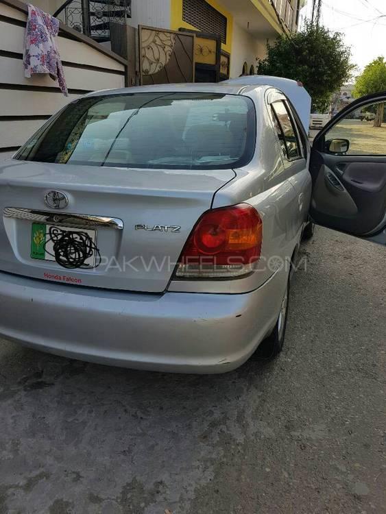 Toyota Platz F 1.0 2005 Image-1