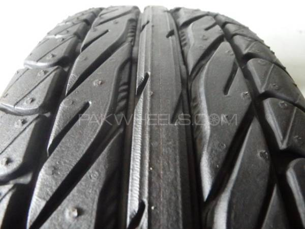 4tyres 145/70/R12 Dunlop japan Manufacture2016 Brand new Image-1
