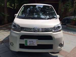 Daihatsu Move Custom X Limited 2012 for Sale in Lahore