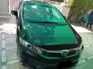 Honda Civic VTi Prosmatec 1.8 i-VTEC 2015 for Sale in Lahore